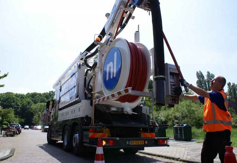 riool ontstoppen Amsterdam Noord